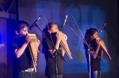 Se realiza la final provincial de los Juegos Evita Culturales