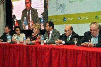 Ponderaron resultado de la reuni�n del Comit� de Integraci�n NOA-Norte Grande
