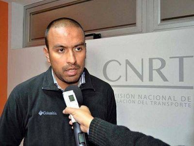 Transporte ilegal � la CNRT dio detalles de los controles realizados