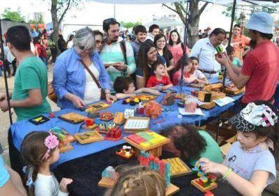 Tres días de mucho público en el Paseo Ferial Regional