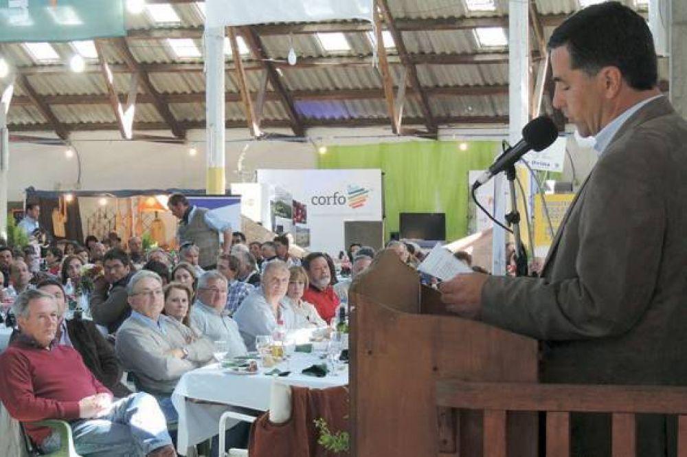 Dirigentes ruralistas de Esquel destacaron el apoyo del Gobierno a los productores
