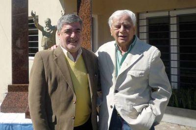 Las principales figuras políticas de la provincia despidieron a Cafiero en las redes sociales