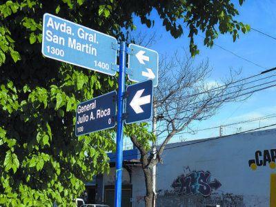 Quieren que la calle Julio Roca, en Las Heras, se llame Cacique Tabalqu�