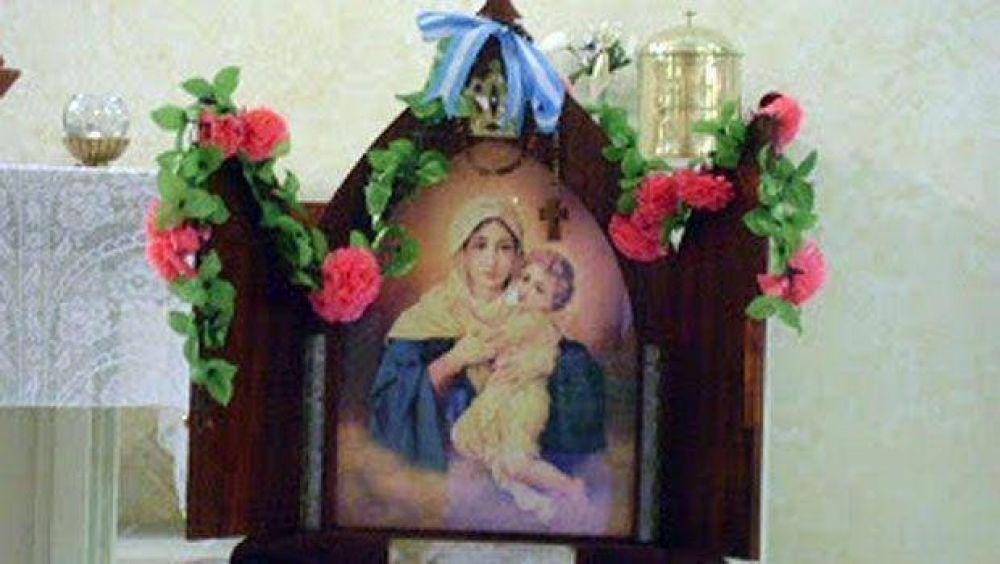 Invitan a misa por el centenario de la Virgen de Schoenstatt