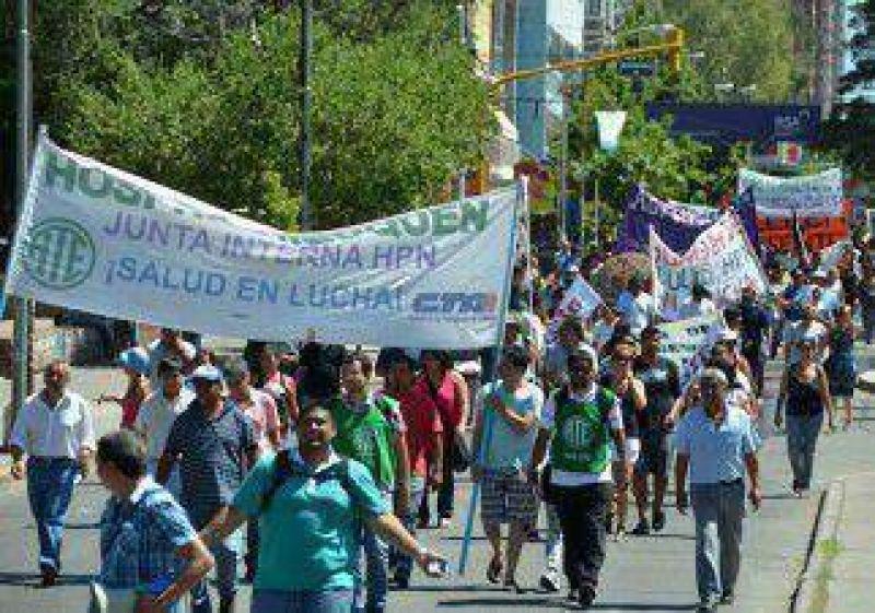 ATE Salud aceptó la oferta salarial del Gobierno