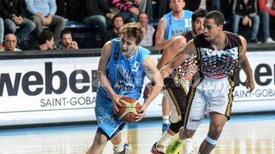 En su partido Nº 200 en la Liga Nacional, Bahía Basket venció en el Casanova a Lanús 83-75