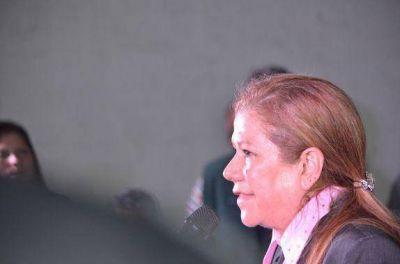 El discurso de Graciela Camaño en Moreno fue tomado como modelo por los seguidores de Sergio Massa