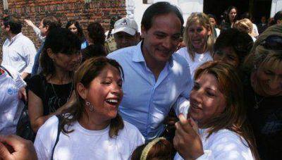 Camau en teleconferencia de Alicia Kirchner a beneficiarias de Ellas Hacen