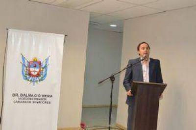 Vicegobernación pagará la primera cuota de la moratoria para jubilarse
