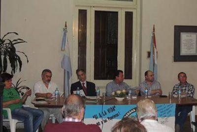 """Bisogni: """"No estoy en contra de la Ley de la Madera y no hable de modificarla"""""""