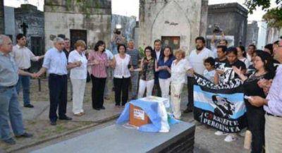 Restos de formoseño asesinado por la dictadura ya descansan en cementerio local