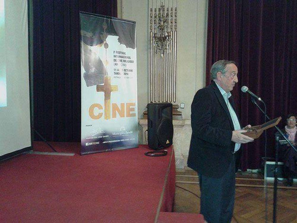 Con gran repercusión se realizó el 1er Festival Internacional de Cine Religioso