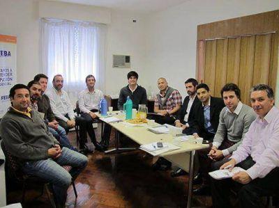 Chascomús presente en la reunión de Directorio de la Federación Económica