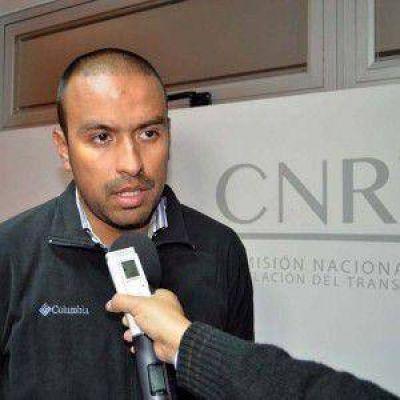 Continúan los controles de la CNRT para erradicar el transporte ilegal de pasajeros