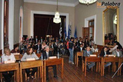 Numerosos temas analizará el Concejo Deliberante en San Blas