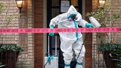 Nuevo caso positivo de ébola en el hospital de EEUU donde murió Thomas Eric Duncan