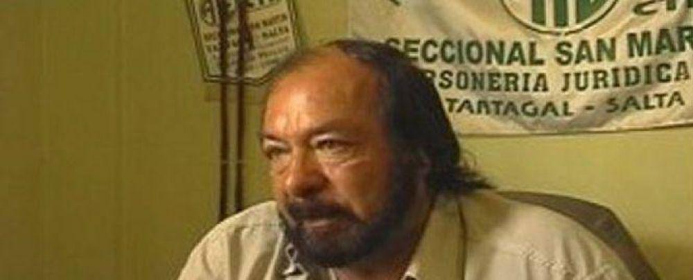 """""""Juan Arroyo está en complicidad con el Gobierno"""""""