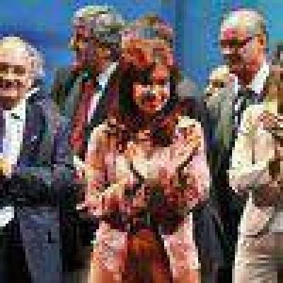 Bacileff Ivanoff resaltó los anuncios de Cristina