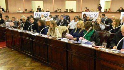 El último Presupuesto de Urribarri entró a la Legislatura