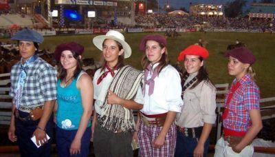 En el festival de Jes�s Mar�a habr� jineteadas de mujeres