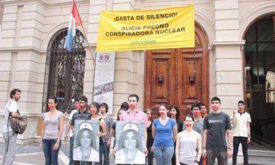 """Greenpeace denunció a Pregno por """"cajonear proyecto de ley"""" sobre Córdoba no nuclear"""