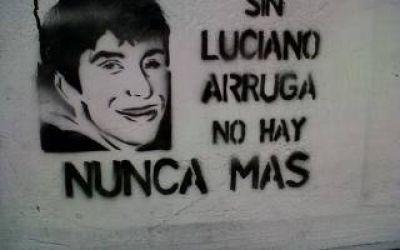 Caso Luciano Arruga: Incrementaron a un mill�n de pesos la recompensa por informaci�n