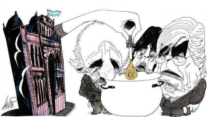 El Gobierno descart� un plus de fin de a�o y los gremios reaccionaron