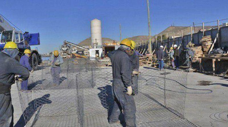 UOCRA reclama que se paralizan obras por falta de pago del Gobierno de Chubut