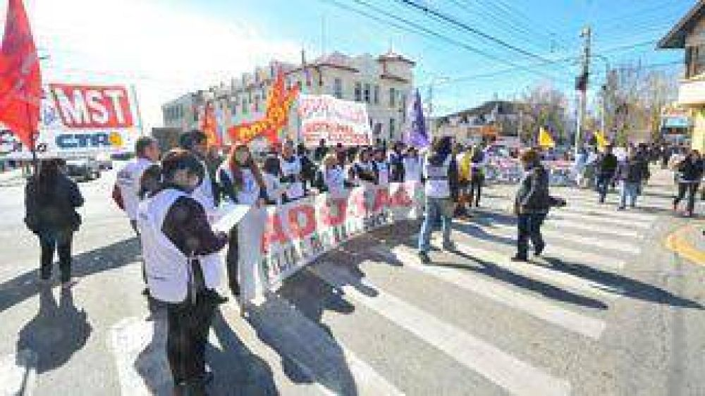 Paro: CTA ratificó su defensa a la ley jubilatoria santacruceña