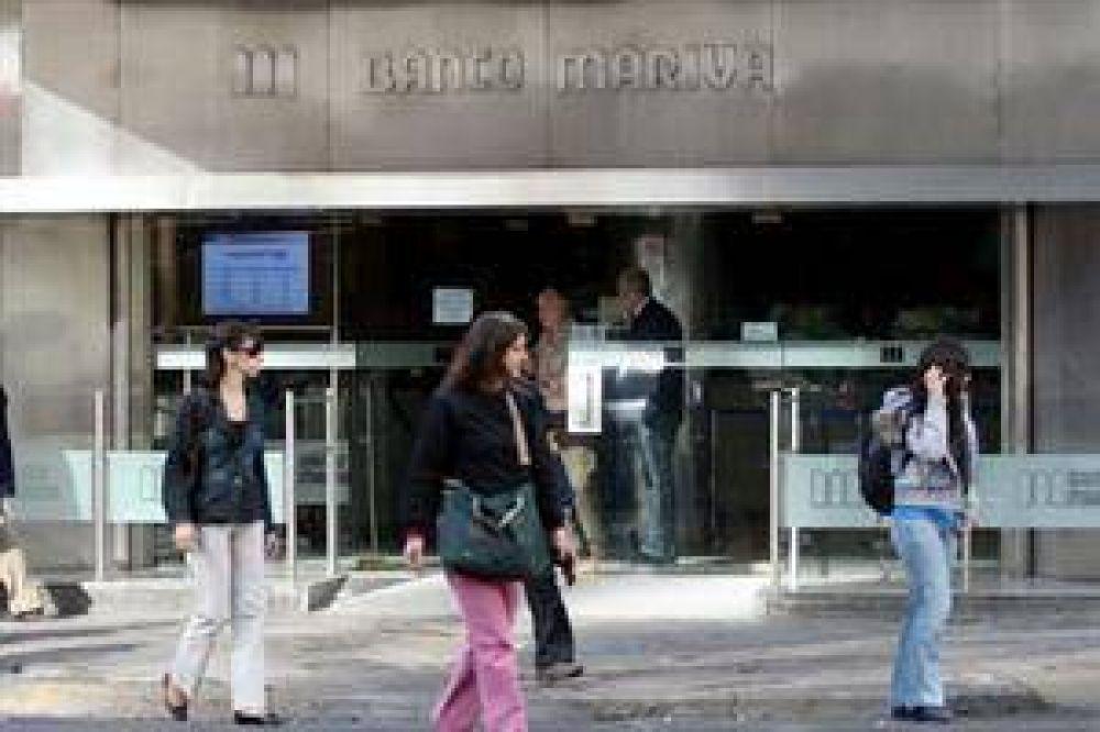 El Gobierno denunció a Banco Mariva por fraude contra el Estado