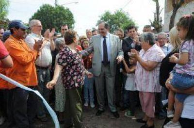Alperovich insistió con su advertencia a los votantes