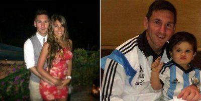 El nuevo tatuaje de Lionel Messi en homenaje a su hijo Thiago y ¿se casa con Antonella Roccuzzo?