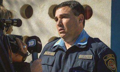 Pese a que suma esc�ndalos, De la Sota respald� al jefe de Polic�a