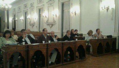 Sesionó el Concejo Deliberante y se aprobaron todos los temas