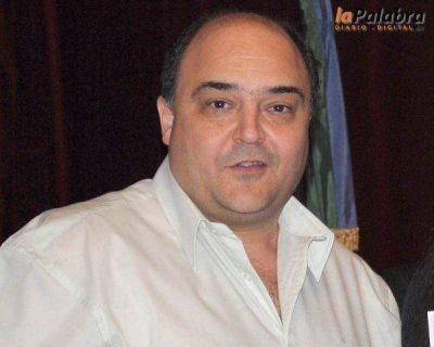 Muy molesto con Curetti, Bari deja el bloque del FpV