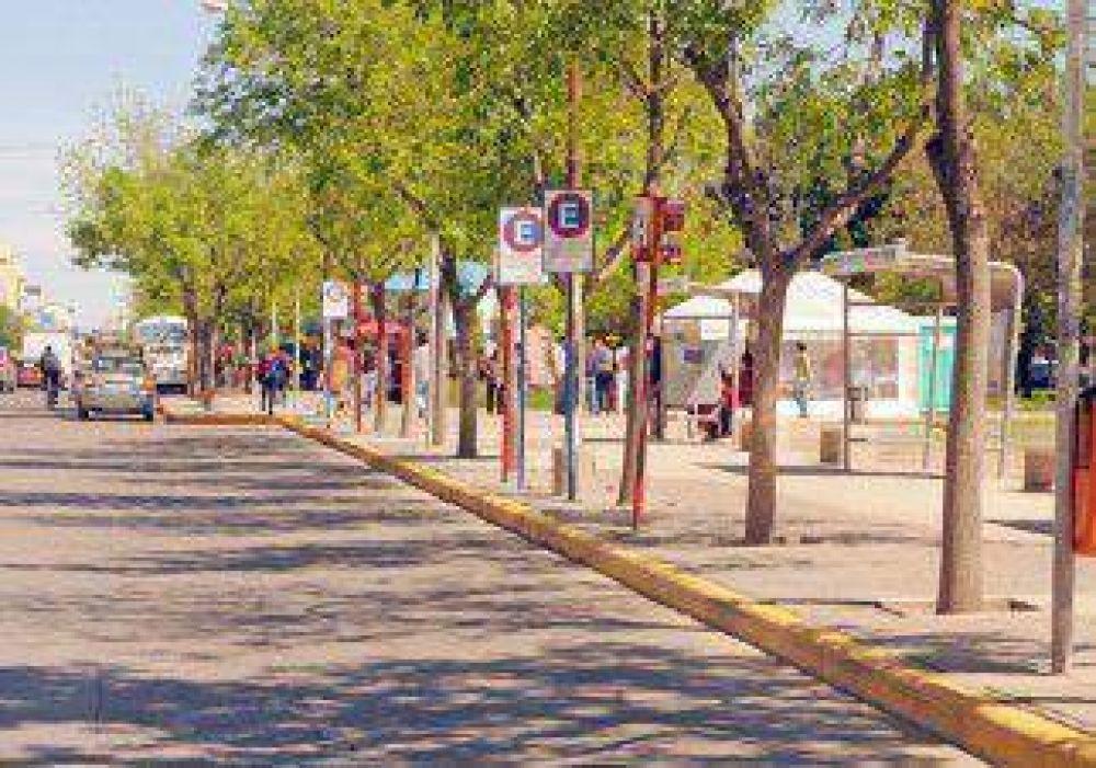 Un paro de la UTA dejó a la ciudad 17 horas sin micros