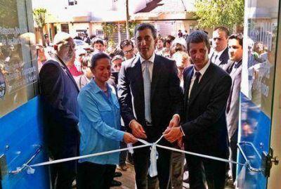 Con la visita del Ministro Randazzo se inauguró el Centro de Documentación Rápida