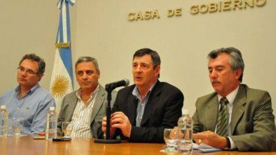 El Gobierno formaliz� ante la Justicia la presentaci�n para preservar los bienes de Alpesca