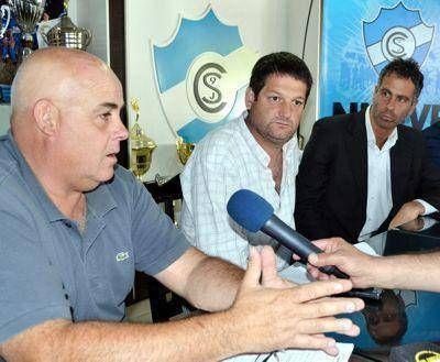 CLUB SPORTIVO 9 DE JULIO. GRAN OBJETIVO DE LOS NUEVOS DIRECTIVOS RECUPERAR SOCIOS