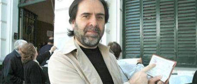 Jorge Coscia, el nuevo secretario de Cultura investigado por la Justicia
