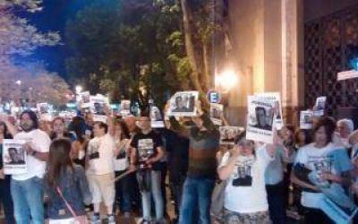 Vecinos de Vicente López marcharon por más seguridad