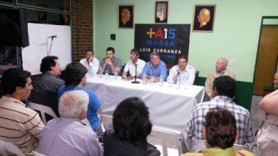 Se oficializó el pase de los concejales del FPV al massismo en Escobar