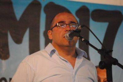 Ruiz larg� la carrera por la intendencia a bordo de �Peronismo Puro�
