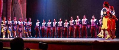 Festival de danza armenia