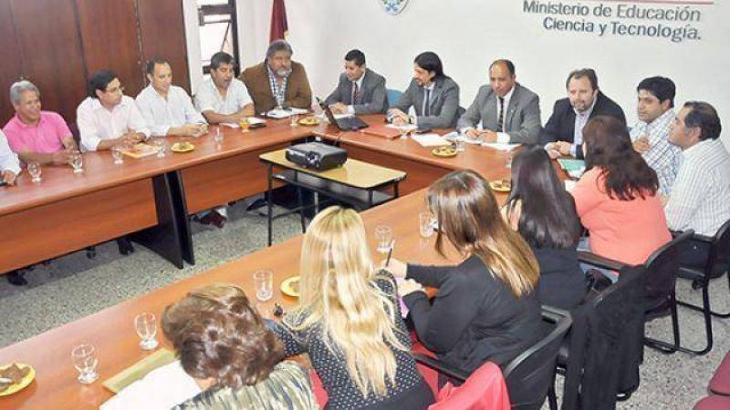 Los gremios docentes pedirán que las negociaciones salariales sigan hasta 2015