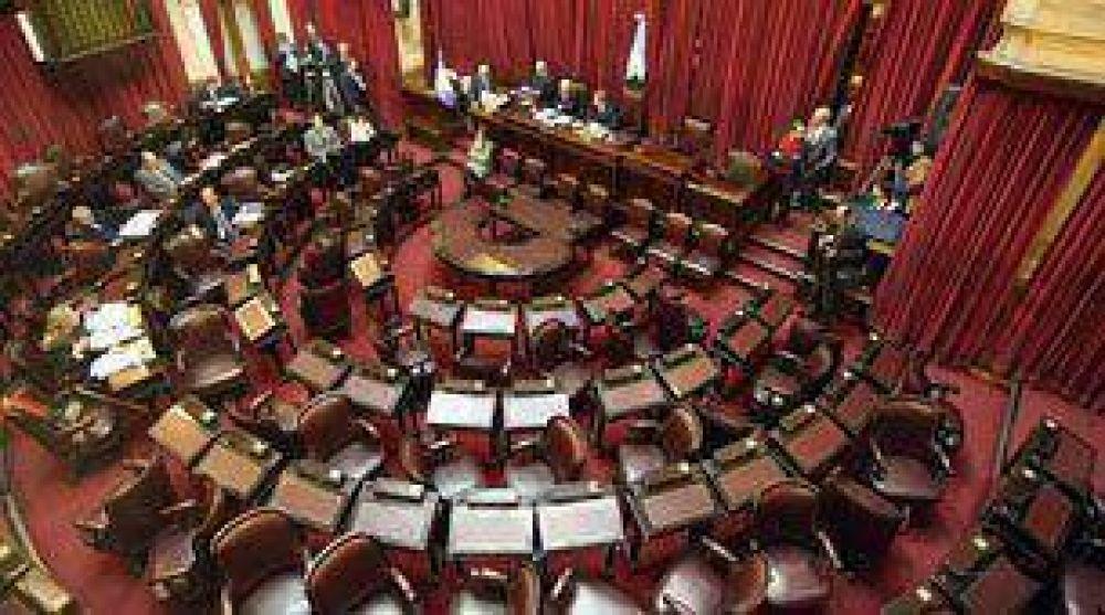 El Senado aprobó en general un nuevo régimen penal para menores
