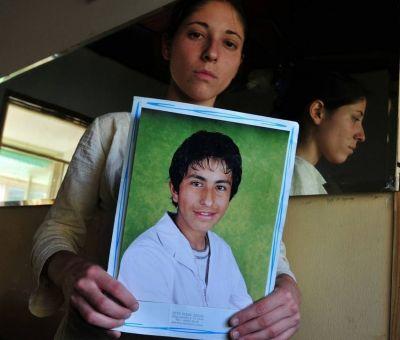 Citarán a declarar al conductor del auto que atropelló a Luciano Arruga
