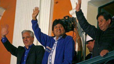 A una semana de las elecciones en Bolivia, se conocieron los resultados: Evo gan� con 61%