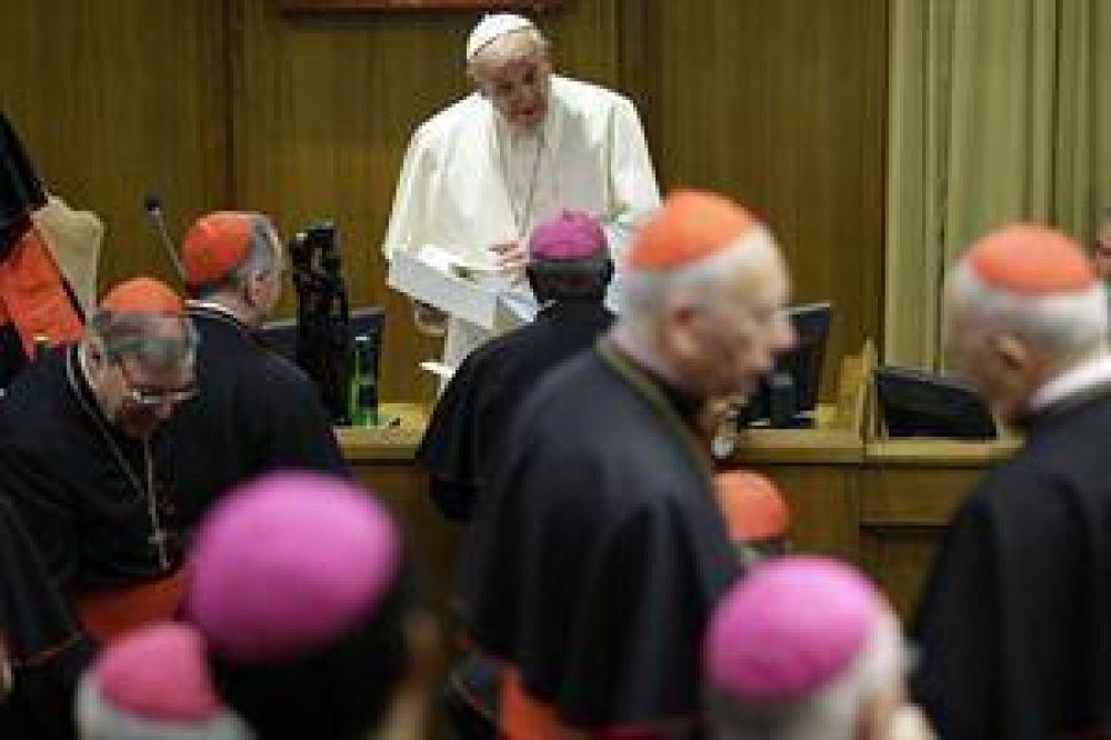El mensaje final antes de la votación del sínodo: