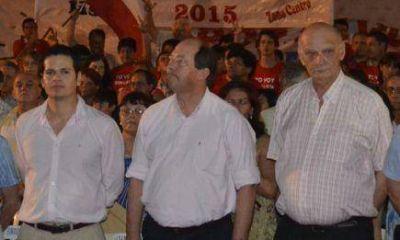 Proclamaron a González como candidato a gobernador de la UCR